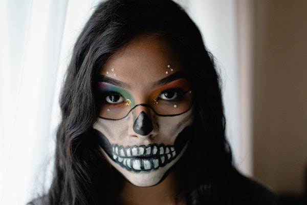 Halloween Makeup Skincare