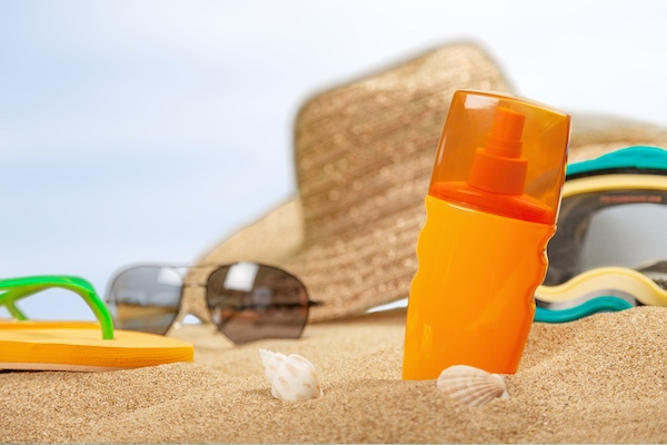 Sunscreen Anti-Ageing Tips